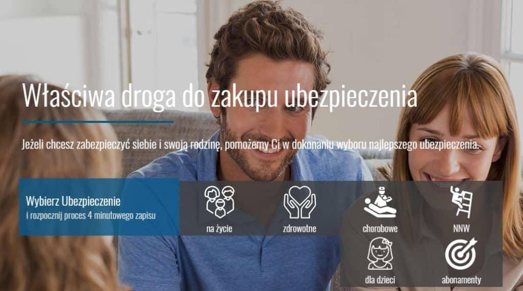Ubezpieczenia online swrn